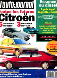 auto journal no 6 1993