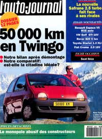 auto journal no 7 1993