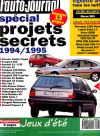 auto journal no 13 1993