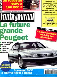 auto journal no 5 1994