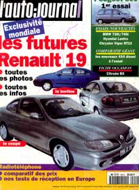 auto journal no 10 1994