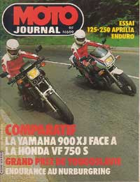 moto journal 609