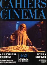 cahiers cinema no 463
