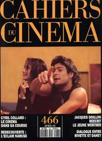 cahiers cinema no 466