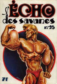 echo des savanes no 25