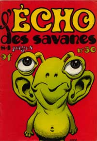 echo des savanes no 30