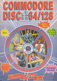 commodore disc