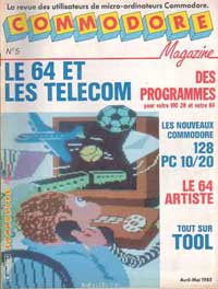 commodore magazine no5
