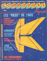 commodore magazine no8